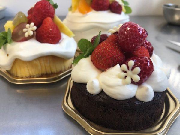 【終了しました】2019 クリスマスケーキ